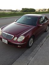 2003 Mercedes Benz E240 (reduced) in Okinawa, Japan