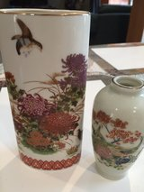 Vintage Japanese porcelain in Fort Campbell, Kentucky