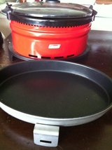 Coleman outdoor crockpot in Glendale Heights, Illinois
