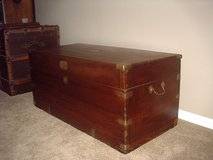 Camphor Chest c. 1870 in Kingwood, Texas