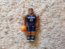 Anthony Davis Mini Figure in Camp Lejeune, North Carolina