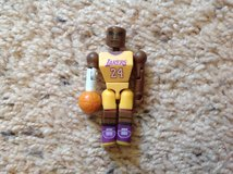 Kobe Bryant Mini Figure in Camp Lejeune, North Carolina