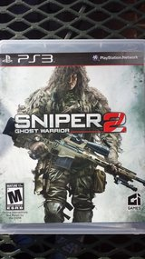 Sniper 2  Ghost Warrior  PS3 (new unused) in Baumholder, GE