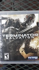 TERMINATOR SALVATION PS3 (new) in Baumholder, GE