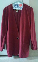 Red Dress Jacket in Conroe, Texas