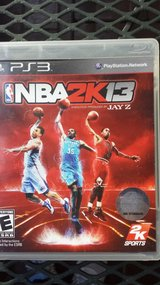 NBA2K13 PS3 (new) in Ramstein, Germany