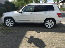 Mercedes GLk 350 US in Ansbach, Germany