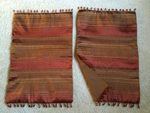 NEW (2) Pier 1 Fall Decor Beaded Placemats in Joliet, Illinois