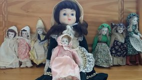 PORCELAIN DOLLS in Naperville, Illinois