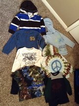 Lot of 7 boys sweaters 3T-4T in Houston, Texas