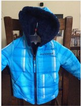 Boys 18mo Weatherproof  brand reversible Coat in Byron, Georgia