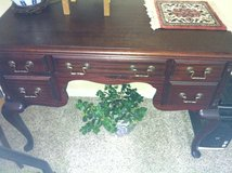 Antique QueenAnne Mahogany writting desk in Warner Robins, Georgia