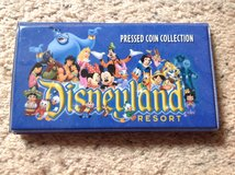 Disney Pressed Coin case in Camp Lejeune, North Carolina