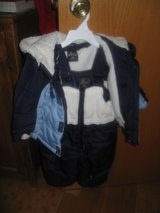 12M Boy Winter Jacket and Pants in Naperville, Illinois