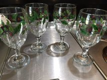 4 Christmas Drinking Goblets in Clarksville, Tennessee