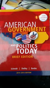 COLLEGE BOOK - American Government in Fort Lewis, Washington