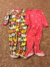 Girls footed PJ's 2T in Houston, Texas