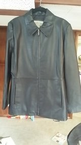 Woman's Leather  Jacket in St. Charles, Illinois