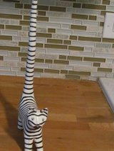 Striped Cat Ring Holder in Orland Park, Illinois