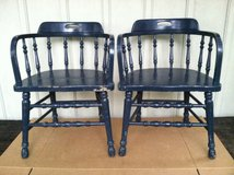 **FIREHOUSE STYLE CHAIRS**(2) in Naperville, Illinois