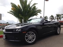 2014 Chevy Camaro in Camp Pendleton, California