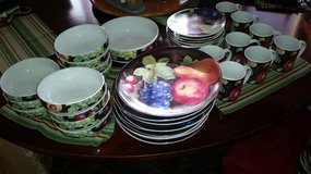 Eden by Furio 41 Piece Fruit Dish Set in Fort Campbell, Kentucky
