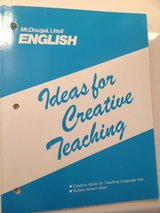 McDougal Littell English ideas for creative teaching in Okinawa, Japan