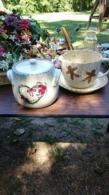 Stoneware in Coldspring, Texas
