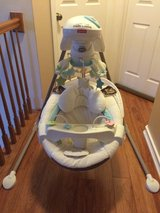 Fisher-Price My Little Lamb Swing in Plainfield, Illinois