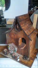 Beautiful hand crafted birdhouses in Lockport, Illinois