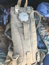 old school camelbak in Camp Pendleton, California