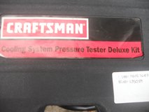 Craftsman cooling system pressure tester in Moody AFB, Georgia