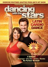***Dancing with the Stars Latin Cardio Dance DVD*** in Houston, Texas