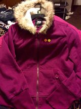 Plus faux fur hoodie in Warner Robins, Georgia