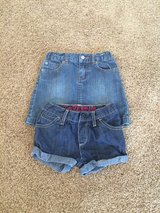 Gap kids, Skirt and shorts in Sandwich, Illinois