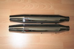 Harley Davidson Exhaust pipes for Softail HARFXS1584 in Stuttgart, GE