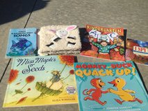6 books total for ages 2-6 in Fort Riley, Kansas