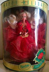 1993 Happy Holidays SPECIAL EDITION Barbie in Fairfield, California