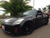 2005 Nissan 350z Blacked Out in Camp Pendleton, California