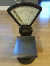Vintage Pitney Bowes Model S-120 Postal Scale in Sandwich, Illinois
