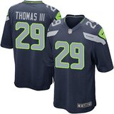 "EARL THOMAS III Seahawk Blue Stitched Nike NFL Adult Medium Jersey""s (NEW) in Fort Lewis, Washington"