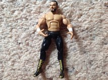 WWE Deluxe Figure Chavo Guerrero in Camp Lejeune, North Carolina