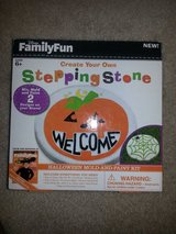 NIB Create Your Own Halloween Stepping Stone  Mold and Paint Kit in Camp Lejeune, North Carolina