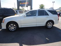 2007 White Cadillac SRX in Nashville, Tennessee