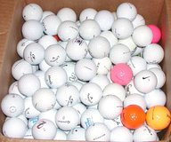GOLF BALLS: Titleist, Nike, Callaway, Taylor Made, Top Flite, Mojo, Noodle, Pinnacle, Fuzz, Dunl... in Ramstein, Germany