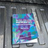 Basic College Mathematics in Bellaire, Texas