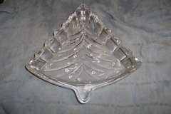Glass Tree Candy Dish in Conroe, Texas