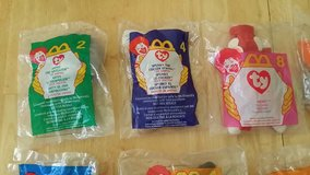 Ty McDonald's Beanie babies in Plainfield, Illinois
