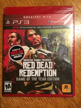 Red Dead Redemption NEW in Batavia, Illinois