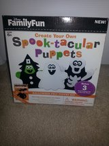NIB Create Your Own Spook-tacular Halloween Felt Puppets in Camp Lejeune, North Carolina